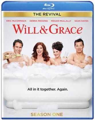 Will & Grace - The Revival - Season 1 (2 Blu-rays)