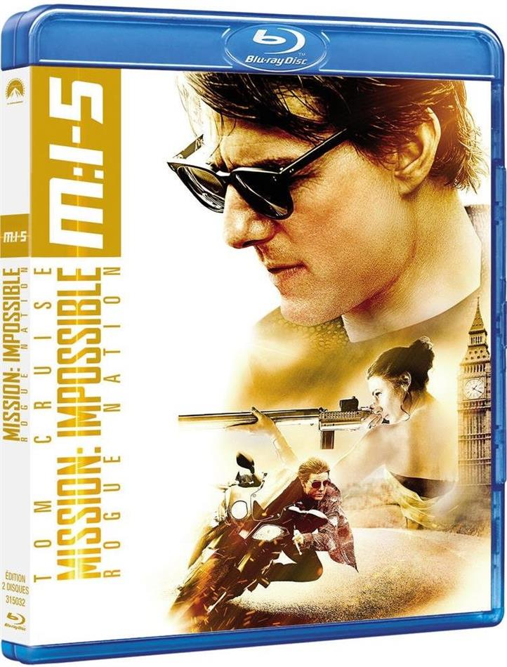 Mission Impossible 5 - Rogue Nation (2015) (Neuauflage)