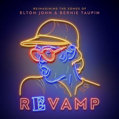 Elton John & Bernie Taupin - Revamp - Reimaging The Songs Of Elton John & Bernie Taupin (2 LPs)