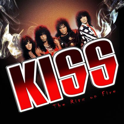 Kiss - Best of The Ritz on Fire 1988 (LP)