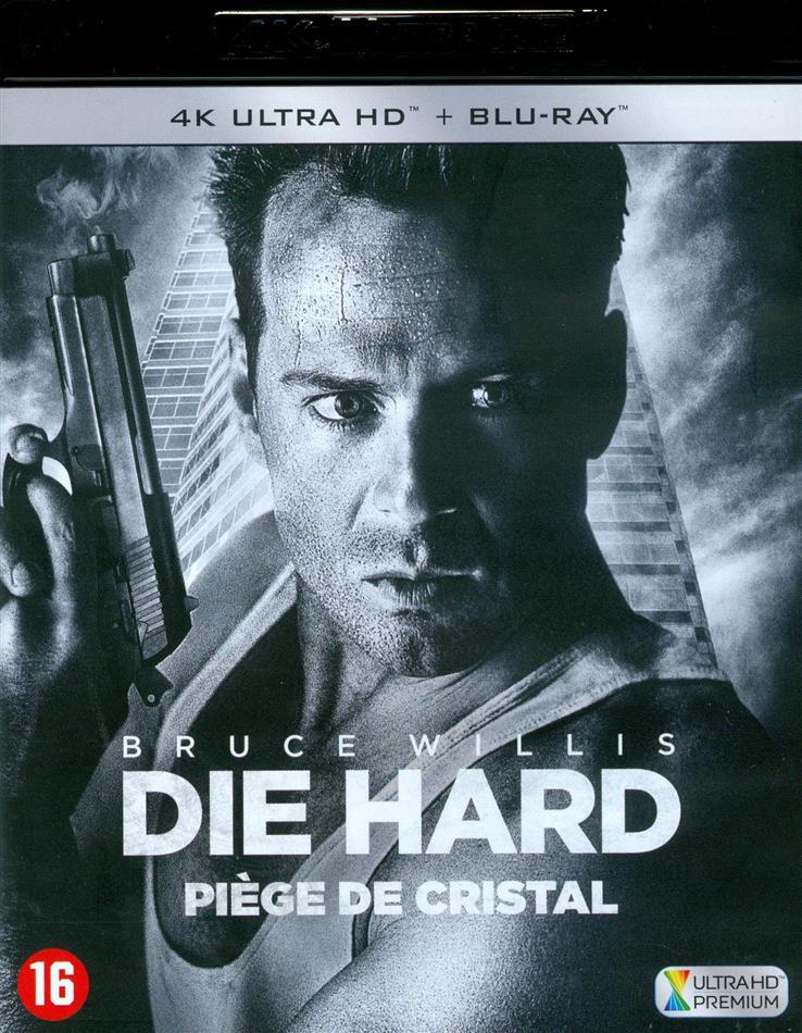 Die Hard - Piège de cristal (1988) (30th Anniversary Edition, 4K Ultra HD + Blu-ray)