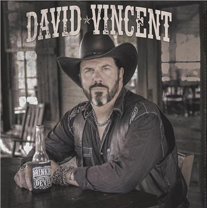 "David Vincent - Drinkin' With The Devil (7"" Single)"