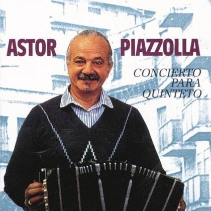 Astor Piazzolla (1921-1992) - Concierto Para Quinteto (2018 Edition, LP)