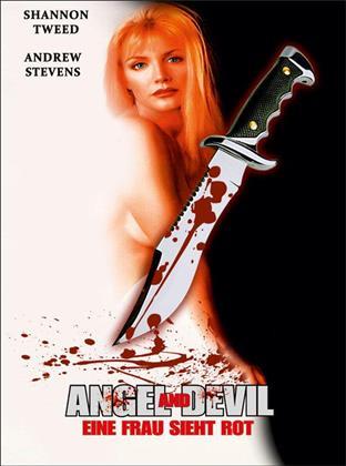 Angel and Devil - Eine Frau sieht rot (1994) (Cover B, Limited Edition, Mediabook, Blu-ray + DVD)