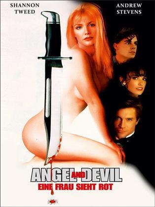 Angel and Devil - Eine Frau sieht rot (1994) (Cover A, Limited Edition, Mediabook, Blu-ray + DVD)
