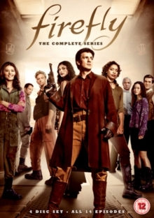 Firefly - The Complete Series (4 DVDs)