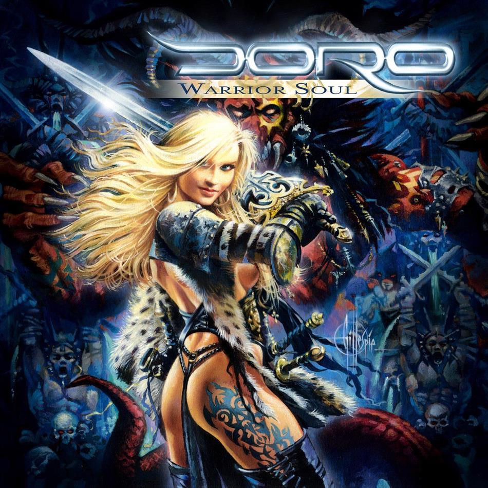 Doro - Warrior Soul (2018 Reissue, Digipack)