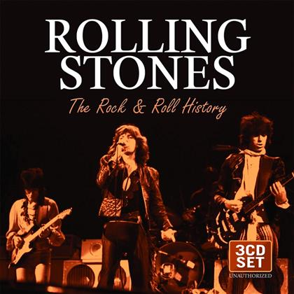 Rolling Stones - History (3 CDs)
