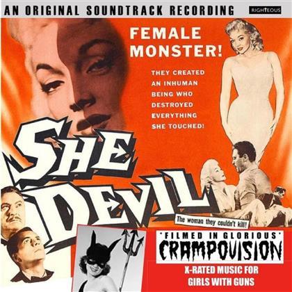 She Devil - Filmed In Glorious Crampovision - OST