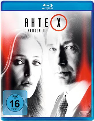 Akte X - Staffel 11 (3 Blu-rays)