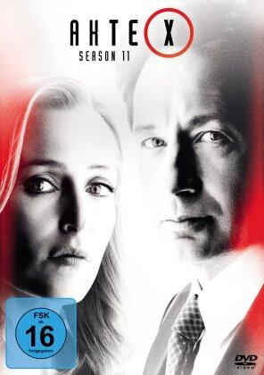 Akte X - Staffel 11 (3 DVDs)