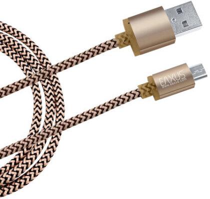 PS4 USB Ladekabel 3m gold Bulk auch XB-1