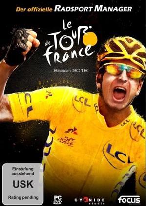 Le Tour de France 2018 - Der offizielle Radsport Managernager
