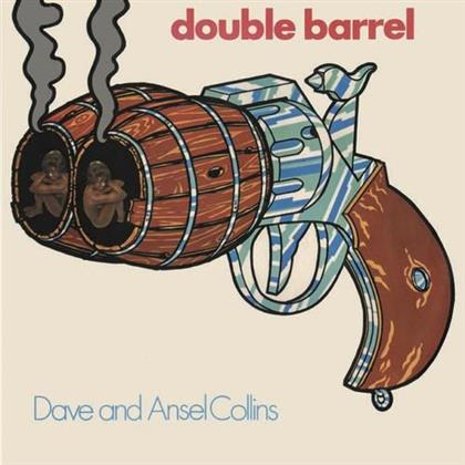 Dave Collins & Ansel Collins - Double Barrel (2018 Reissue)