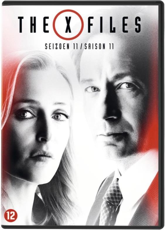 The X Files - Saison 11 (3 DVDs)