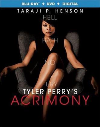 Acrimony (2018) (Blu-ray + DVD)