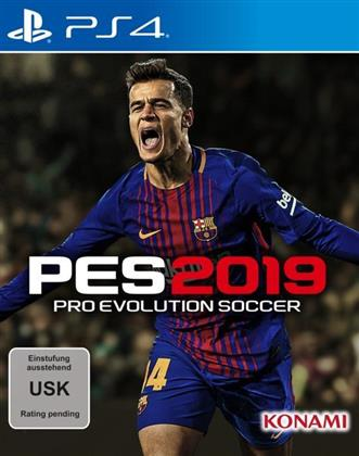 PES 2019 - Pro Evolution Soccer (German Edition)