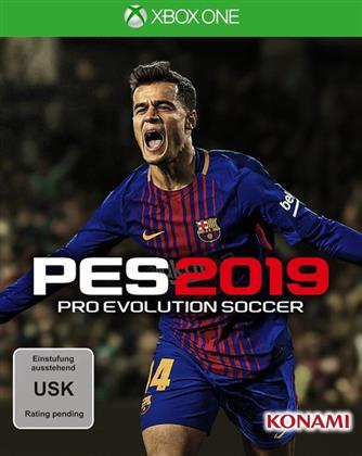 PES 2019 - Pro Evolution Soccer (German Edition)
