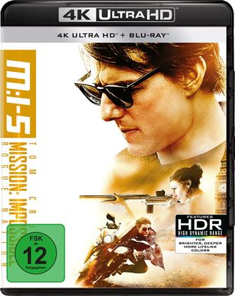 Mission: Impossible 5 - Rogue Nation (2015) (4K Ultra HD + Blu-ray)