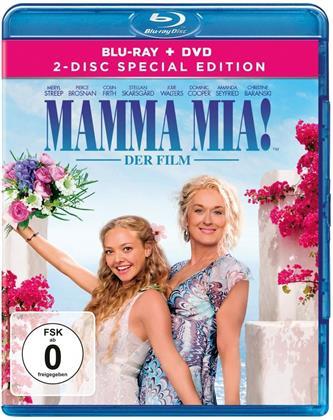 Mamma Mia! - Der Film (2008) (Special Edition, Blu-ray + DVD)