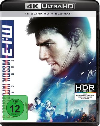Mission: Impossible 3 (2006) (4K Ultra HD + Blu-ray)