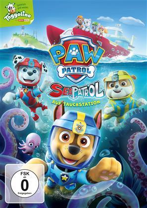 Paw Patrol - Sea Patrol - Auf Tauchstation