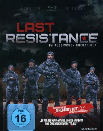 Last Resistance - Im russischen Kreuzfeuer (2017) (FuturePak, Limited Edition, Blu-ray + DVD)