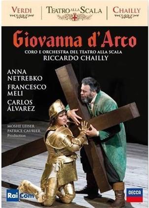 Orchestra Del Teatro Alla Scala, Riccardo Chailly, … - Verdi - Giovanna D'arco (Decca)