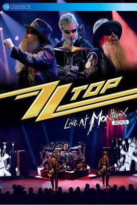 ZZ Top - Live at Montreux 2013 (EV Classics)
