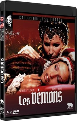 Les demons (1973) (The Jess Franco Collection, Blu-ray + DVD)