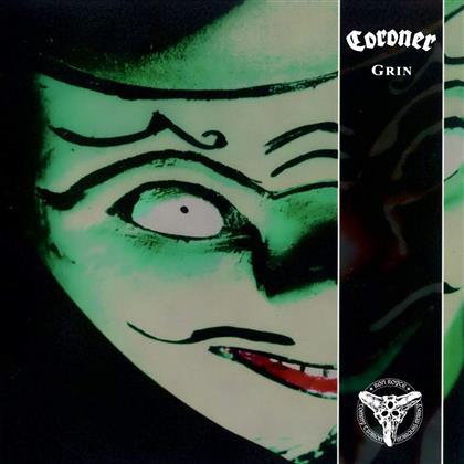 Coroner - Grin (2018 Reissue, Remastered, 2 LPs)