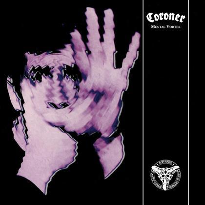 Coroner - Mental Vortex (2018 Reissue, LP)
