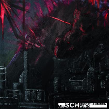 Scheissediebullen - Aufschwung (Remastered, LP)