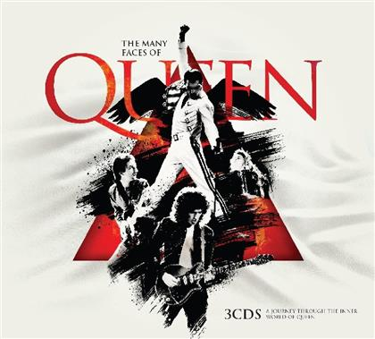 Many Faces Of Queen (3 CDs)