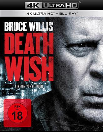 Death Wish (2017) (4K Ultra HD + Blu-ray)