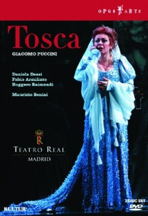 Orchestra of the Teatro Real Madrid, Maurizio Benini, … - Puccini - Tosca (Opus Arte)