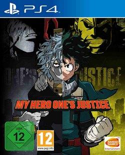 My Hero One's Justice (German Edition)