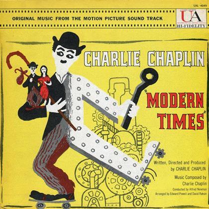 Charlie Chaplin & Alfred Newman - Modern Times - OST