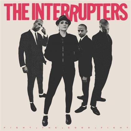 Interrupters - Fight The Good Fight (Colored, LP)