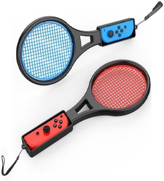 Switch Tennis Schläger Duo Rot Und Blau Für 2 Joycon