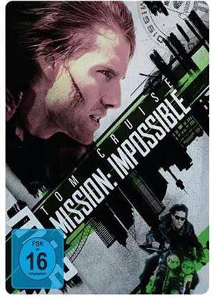 Mission: Impossible 2 (2000) (Limited Edition, Steelbook)