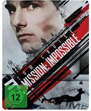 Mission: Impossible 1 (1996) (Limited Edition, Steelbook)