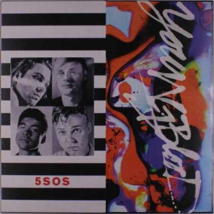 5 Seconds Of Summer - Youngblood (Transparent Vinyl, LP)