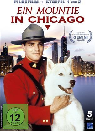 Ein Mountie in Chicago - Staffel 1+2 inkl. Pilotfilm (5 DVDs)