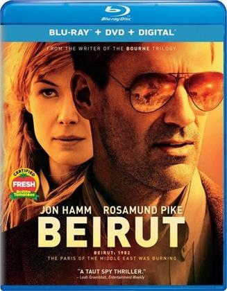 Beirut (2018) (Blu-ray + DVD)