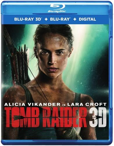 Tomb Raider (2018) (Blu-ray 3D + Blu-ray)