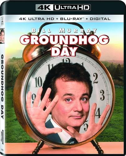 Groundhog Day (1993) (4K Ultra HD + Blu-ray)