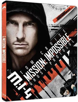 Mission: Impossible 4 (2011) (Limited Edition, Steelbook)