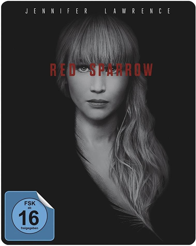 Red Sparrow (2017) (Limited Edition, Steelbook)