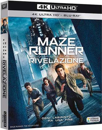 The Maze Runner 3 - La rivelazione (2018) (4K Ultra HD + Blu-ray)